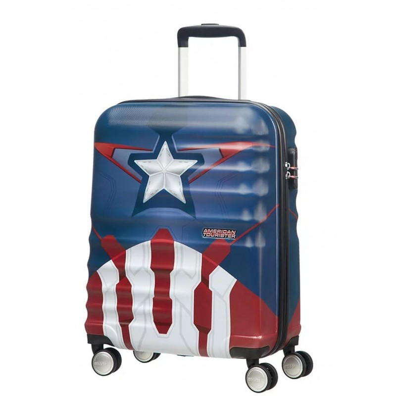Captain America Cabin Suitcase from...