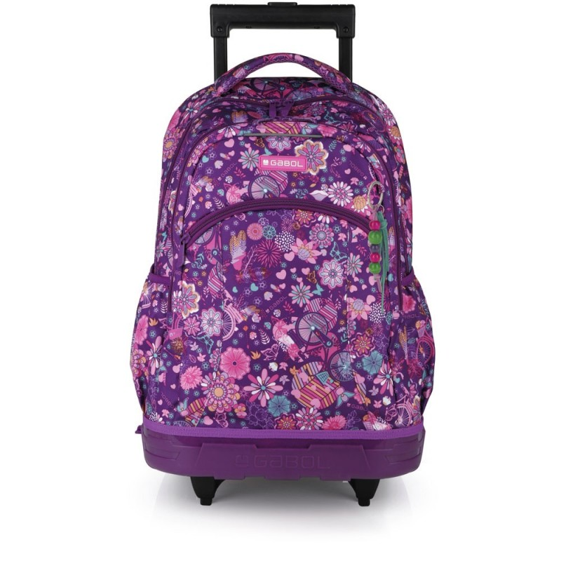 TROLLEY BACKPACK APRIL