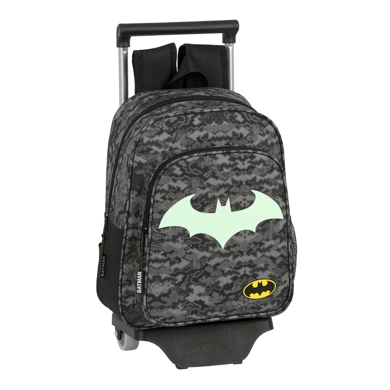 Batman Night Backpack with Car