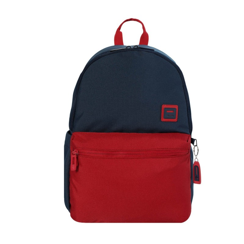 Blue/Red Youth Backpack - Dragonet-ZR0