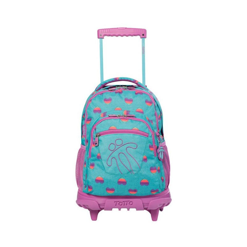 School backpack Totto with Wheels...