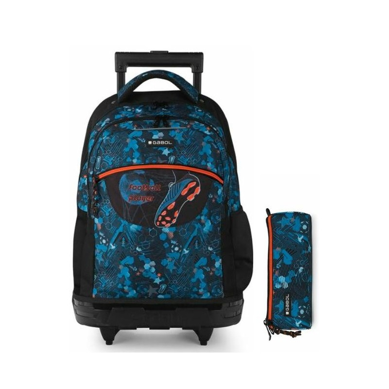 Pack Backpack with wheels + Club case
