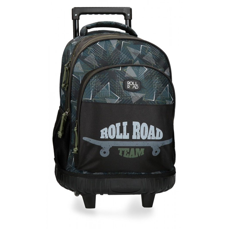 BACKPACK WITH ROLL ROAD TEAM WHEELS