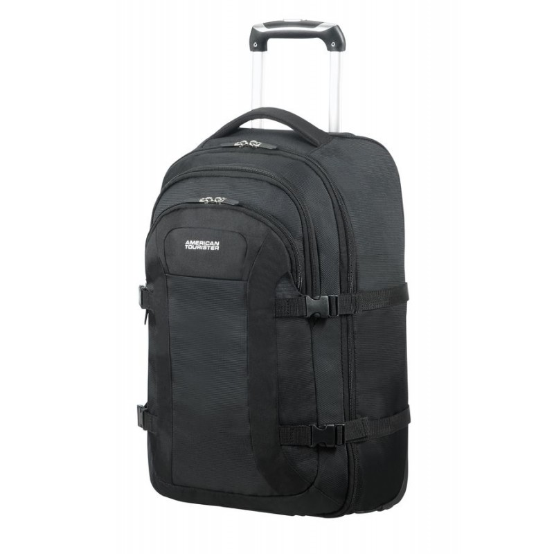 BACKPACK WITH WHEELS 15.6' ROAD QUEST